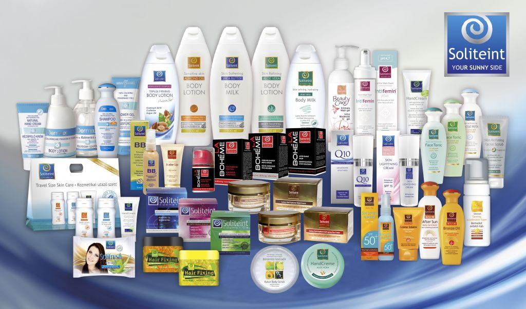 Soliteint Cosmetic Ltd