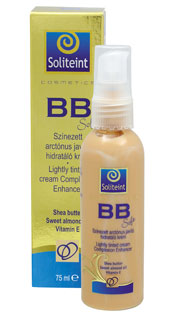 BB Soft - Lightly tinted cream Complexion Enhancer