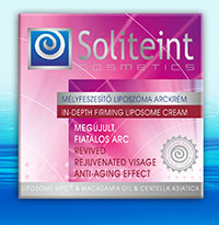 In-depth firming liposome cream