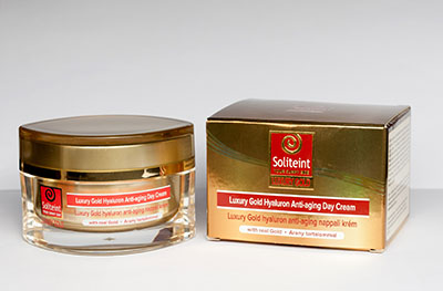 Luxury Gold-Hyaluron Anti-aging Day Cream