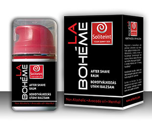 "Soliteint ""La Bohéme"" After Shave Balm"