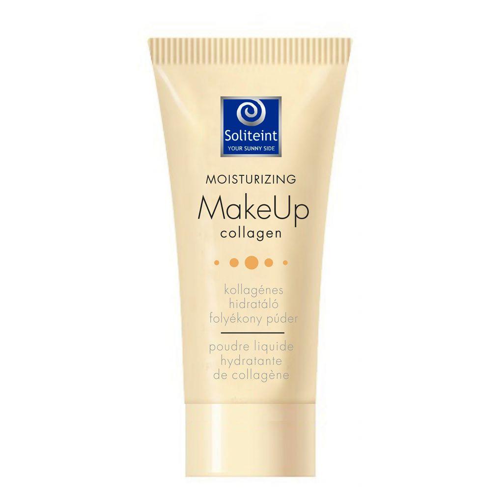 Moisturising Make Up With Collagen