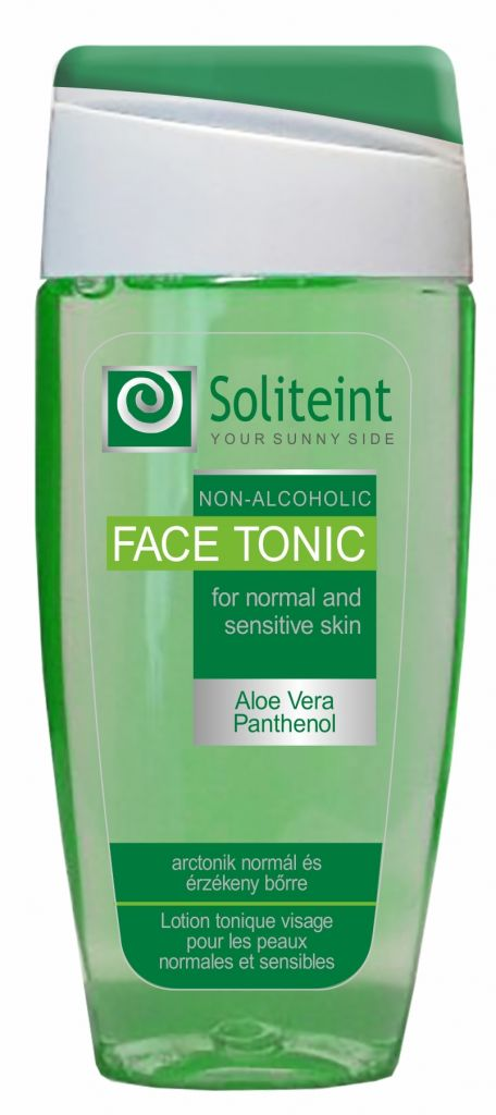 Soliteint Face Tonic for normal and sensitive skin