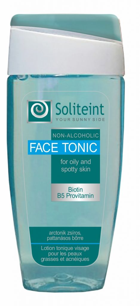Soliteint Face Tonic for oily and spotty skin